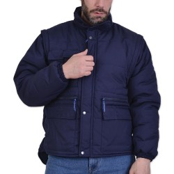 Jacket Cold Navy 210.21