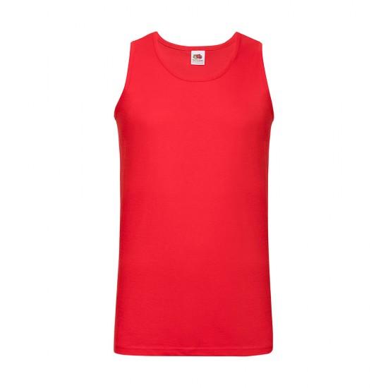 Athletic Shirt Fruit of the Loom 173.01 (3XL-5XL)