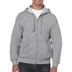Hooded Sweat Jacket Gildan 293.09 (3XL-5XL)