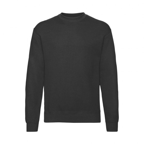 Sweatshirt Fruit of the Loom Classic 216.01 (3XL-5XL)