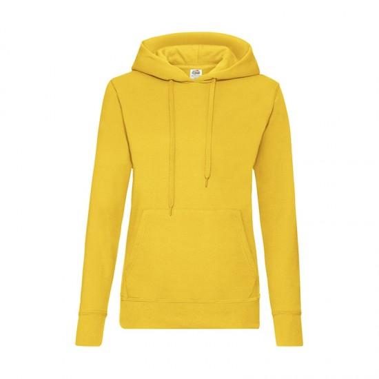 Women Hooded Sweatshirt Fruit of the Loom 249.01